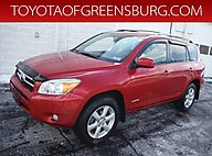2006 Toyota RAV4 Limited Pittsburgh PA