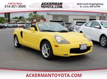 2002 Toyota MR2 Spyder 2dr Conv Manual (Natl) St. Louis MO