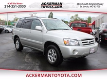 2006 Toyota Highlander w/3rd Row St. Louis MO