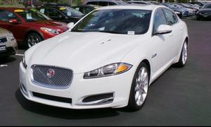 Jaguar XF Supercharged 2014