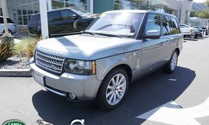 Land Rover RR Supercharged Silver Package 2012