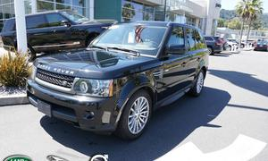 Land Rover RR Sport HSE  2011