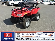 2013 ARCTIC CAT ATV  Ellsworth ME