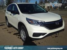 2015 Honda CR-V LX PRICED TO SELL!! FINANCING AVAILABLE! Edmonton AB