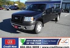 2008 Ford F150 SuperCrew Cab