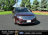 2011 Ford Fusion 4dr Sdn SEL FWD Davenport IA