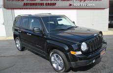 Jeep Patriot Latitude 2013