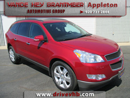Chevrolet Traverse LT 2012