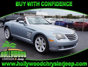 2005 Chrysler Crossfire Limited Fort Lauderdale FL