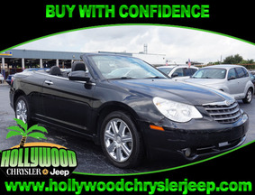 2010 Chrysler Sebring Limited Fort Lauderdale FL