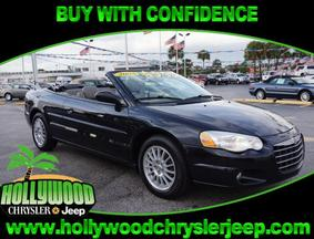 2005 Chrysler Sebring Touring Fort Lauderdale FL