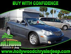 2008 Chrysler Sebring Limited Fort Lauderdale FL