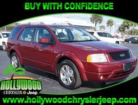 2006 Ford Freestyle Limited Fort Lauderdale FL