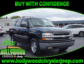 2001 Chevrolet Tahoe LT Fort Lauderdale FL