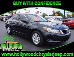 2008 Honda Accord LX-P Fort Lauderdale FL
