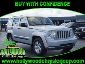 2011 Jeep Liberty Sport Fort Lauderdale FL