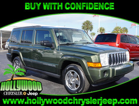 2008 Jeep Commander Sport Fort Lauderdale FL