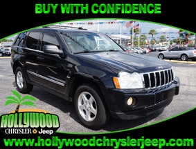2005 Jeep Grand Cherokee Limited Fort Lauderdale FL