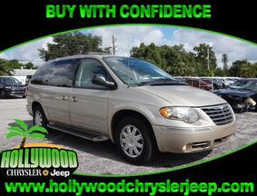 2005 Chrysler Town & Country Limited Fort Lauderdale FL