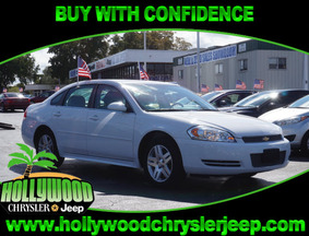 2014 Chevrolet Impala Limited LT Fleet Fort Lauderdale FL