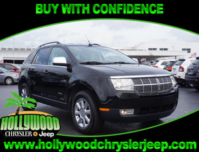 2007 Lincoln MKX  Fort Lauderdale FL