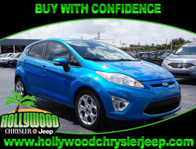 2012 Ford Fiesta SES Fort Lauderdale FL