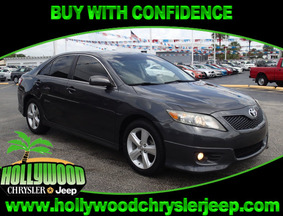 2010 Toyota Camry SE Fort Lauderdale FL