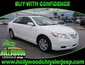 2007 Toyota Camry CE Fort Lauderdale FL