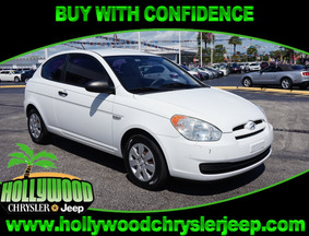 2008 Hyundai Accent GS Fort Lauderdale FL
