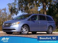 Honda Odyssey EX-L w/DVD 2012