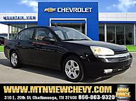 2004 Chevrolet Malibu LT Chattanooga TN