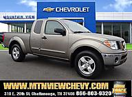 2005 Nissan Frontier LE Chattanooga TN
