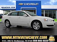 2008 Chevrolet Impala SS Chattanooga TN