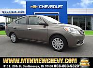 2013 Nissan Versa 1.6 SV Chattanooga TN