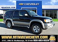 2001 Toyota 4Runner Limited Chattanooga TN