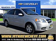 2010 Chevrolet Aveo LT Chattanooga TN