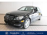 2014 Mercedes-Benz C-Class C300 4MATIC Sport Kansas City MO