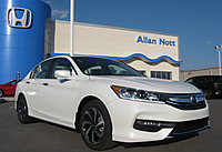 Honda Accord EX 2016