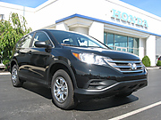 Honda CR-V LX AWD 2014