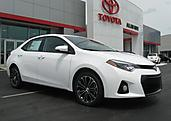 Toyota Corolla S Premium 2015