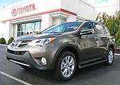 Toyota RAV4 AWD Limited 2015