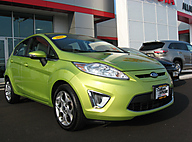 2011 Ford Fiesta SES Lima OH