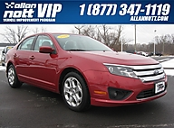2010 Ford Fusion SE Lima OH