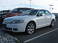 2007 Lincoln MKZ AWD Lima OH