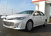 Toyota Avalon Hybrid Limited 2015
