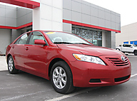 2008 Toyota Camry LE Lima OH