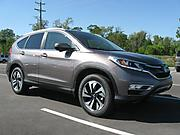 Honda CR-V AWD Touring 2015