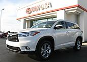 Toyota Highlander AWD Limited V6 2015