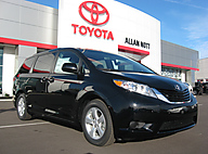2015 Toyota Sienna LE 8-Passenger Lima OH