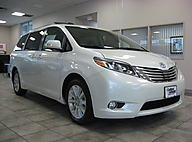 2016 Toyota Sienna Limited Premium 7-Passenger Lima OH
